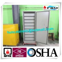 Metal Moisture Proof  Fireproof Locking File Cabinet Vertical Multi Drawers Manufactures