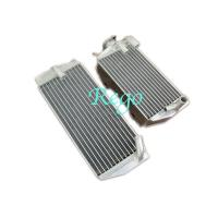 Motorcycle Aluminum Radiator Cooling For SUZUKI RMZ450 2005 Manufactures