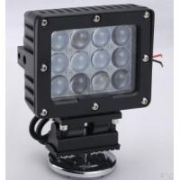Quality 60W Square Vehicle LED High Power Driving Lights , 6500K 4800 Lumen 12 Volt Led for sale