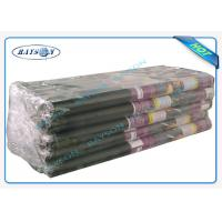 Biodegradable / Breathable 40gr Pp Spunbond Non Woven Agriculture Fabric Wild Width Manufactures