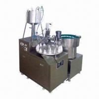 Filling and Screw-cap Machine with Rated Voltage of 220V AC Manufactures