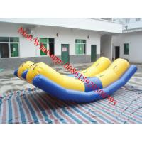 adult seesaw water park equipment inflatable floating water park Manufactures