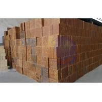 High Temperature Kiln Refractory Bricks , Magnesia Spinel Bricks For Lime Kiln Project Manufactures