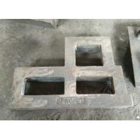 Custom Manganese Steel Crusher Wear Parts for Crusher , High Mn Steel Manufactures