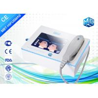 2 In 1 Face / Body Wrinkle Removal Hifu Machine Portable Hifu Equipment Manufactures
