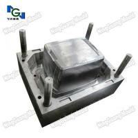 Custom made 40L Plastic injection storage box mold Manufactures