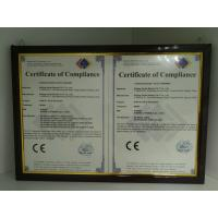 beijng sanhe beauty science&technology company Certifications