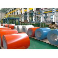 Quality Hot Dipped Galvanized Steel Coils , Custom Corrugated steel Roof Sheets for sale