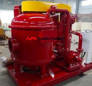 Reliable quality hot sales drilling fluid vacuum degasser APZCQ for sale Manufactures
