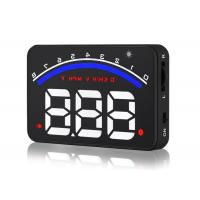 Universal M6 Heads Up Car Display Auto Power On OFF Eliminate Double Reflections For Driver Manufactures