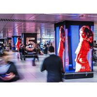 FCC P5 Indoor Led Display Video for Shopping Malls / Airport SMD2121 Manufactures