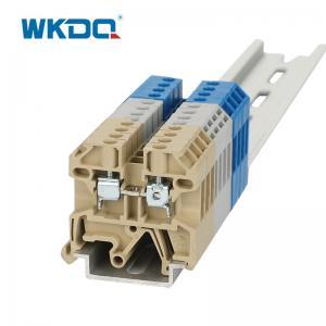 PA66 Versatile SAK2.5 Screw Connection Terminal Block Manufactures