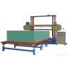 Buy cheap Horizontal Automatic Polyurethane / PU Foam Cutting Machine For Sponge Sheet from wholesalers