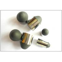 High efficiency JCZ1118 1217 1419 2428 Conical PDC insert for DTH Button Bits Manufactures