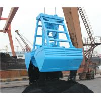 Cargo Ship Wireless Remote Control Grab For Load and Unload Coal and Sand In Port Manufactures