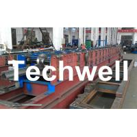 1.8 - 2.3mm Rack Roll Forming Machine / Cable Tray Forming Machine TW-RACK Manufactures