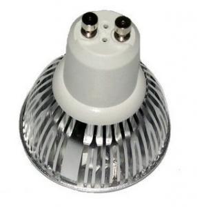 GU10/MR16/E27 base 3W LED spot light Manufactures