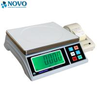 High Hardness Digital Price Computing Scale RS-232C Printer Connection