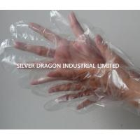 Embossed Disposable gloves, Food grade,Size S,M,L Manufactures
