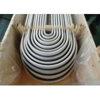 China 1.4301 TP304 Stainless Steel Welded Heat Exchanger U Tube SA249 on sale