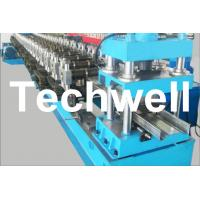 CE Cold Roll Forming Machine for Sigma Shape /  Sigma Purlin / Sigma Post / Guardrail Post Manufactures