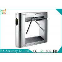 304 Stainless Steel Tripod Turnstile Gate Security Access Turnstile Gate Manufactures