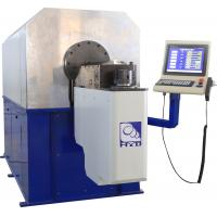 Six Axes Torsion Type Spring Bending Machine / High Speed CNC Spring Coiler Manufactures
