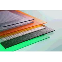ISO / SGS Approved Polycarbonate Solid Sheet Anti Aging For Shopping Malls Manufactures