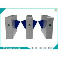 Subway Security Automated Flap Barrier Gate Bridge Type Right Angle Manufactures