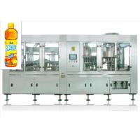 China PLC Auto Control PET Bottle Filling And Capping Machine For Tea Beverage on sale