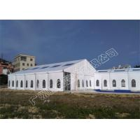 Large Aluminum Outside Event Tents / Industrial Warehouse Tent Construction Manufactures