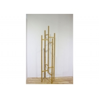 Bamboo 5kg 175cm Height Coat Hanger Stand Manufactures