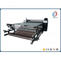 Fabric Roll To Roll Sublimation Heat Press Machine Large Format Multifunction Manufactures