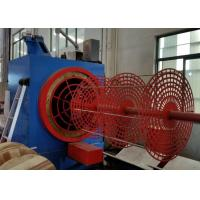 Stainless Steel 304 Wedge Wire Mesh Manufacturing Machine 6-50 RPM Welding Speed Manufactures