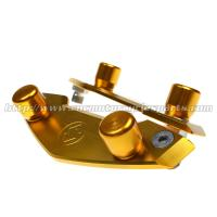 CNC Milled Engine Case Sliders , Engine Guards For Motorcycles Manufactures