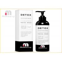 Natural Activated Charcoal Gentle Facial Cleanser With Aloe Vera 120ml Manufactures