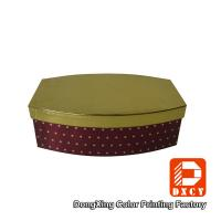 High Gloss Cardboard Gift Boxes Customized Offset Printing For Craft Painting Manufactures