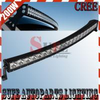 42inch Curved 200W CREE LED LIGHT BAR Offroad Truck 4X4 LED Work Light Combo LED Driving Manufactures