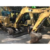 China Crawler Type Used Cat Excavators 306 Caterpillar Mini Excavator 2014 Year on sale