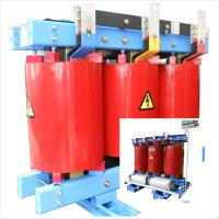 10kV - 100kVA Dry Type Transformer Cast Resin Two Winding Three Phase Manufactures