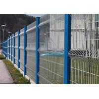 Buy cheap Eco Friendly Reinforcement Galvanised Welded Mesh Fencing Square Hole Shape 50 from wholesalers