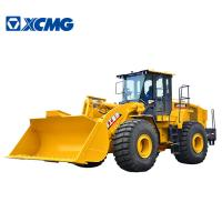 Small Front Mining Wheel Loader , Heavy Equipment Compact Track Loader Manufactures
