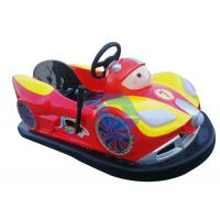 Indoor Outdoor Drift Theme Park Bumper Cars Color Customized Kids Ride On Bumper Car Manufactures