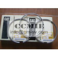 Rubber Sealed Power Piston Rings , CAT Heavy Equipment Engine Piston Ring Replacement Manufactures