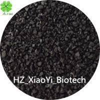 Sodium Humate shiny crystal fertilizer Manufactures