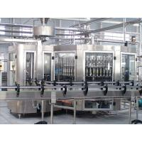 High Capacity Carbonated Drink Production Line Machine For 500ml-2500ml Bottle Manufactures