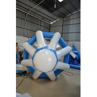 Funny Large Inflatable Water Toys Park For Lake , Floating Inflatable Water Park Manufactures