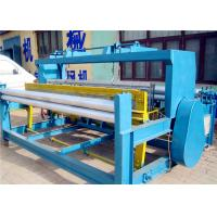 Buy cheap Semi Type 2 - 6 Mm Crimped Wire Mesh Machine Complete Line 380V 50HZ from wholesalers