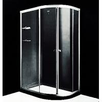 Versatile 1000 X 1000 Quadrant Shower Enclosures 4mm - 6mm Frosted Glass Material Manufactures