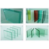 Float Laminated Safety Glass 6.38 Mm-42.3 Mm Thickness Air / Argon Insulating Manufactures